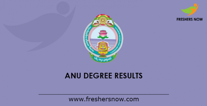 ANU Degree Results 2019