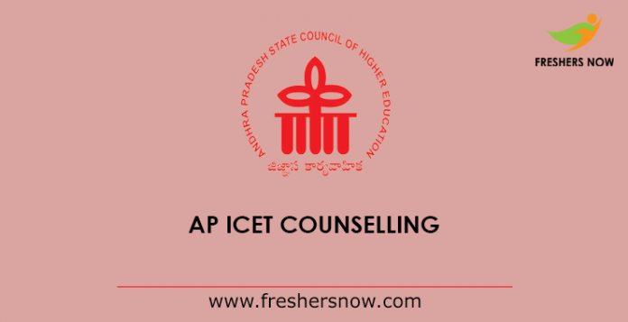 AP ICET Counselling 2019