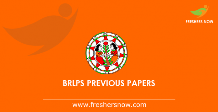 BRLPS Previous Papers