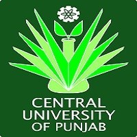 Central University of Punjab Faculty Notification