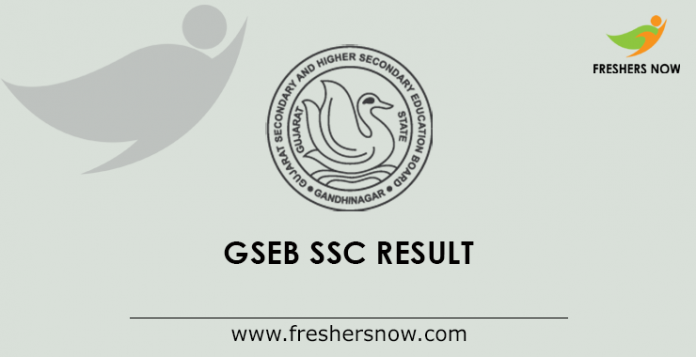 GSEB SSC Result 2019 Declared | Gujarat Board 10th Result, Toppers List
