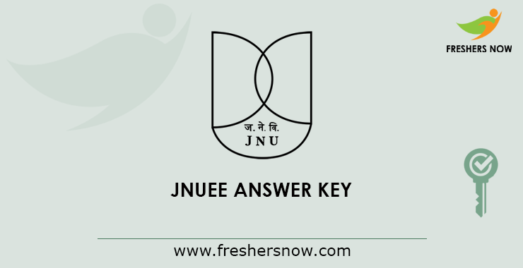 JNUEE Answer Key 2019 PDF Download | Get Set Wise Question