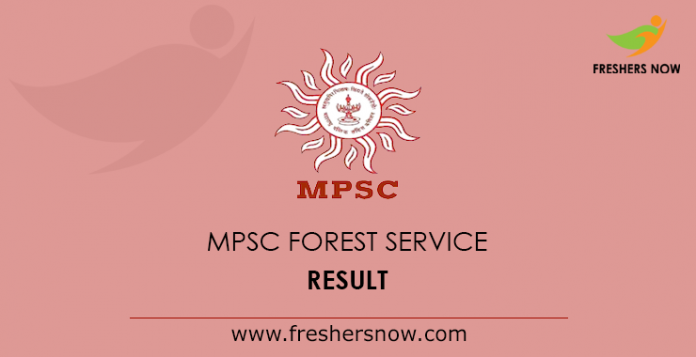 MPSC Forest Service Result 2019