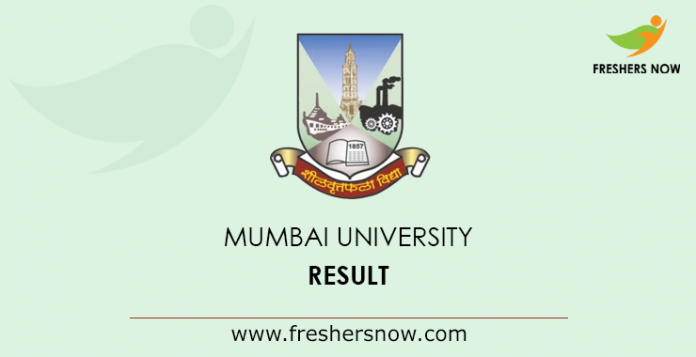 Mumbai University Result