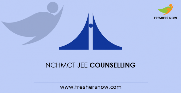 NCHMCT JEE Counselling