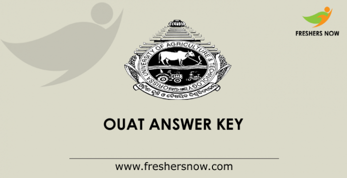 OUAT Answer Key 2019