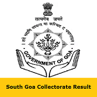 South Goa Collectorate Result 2019