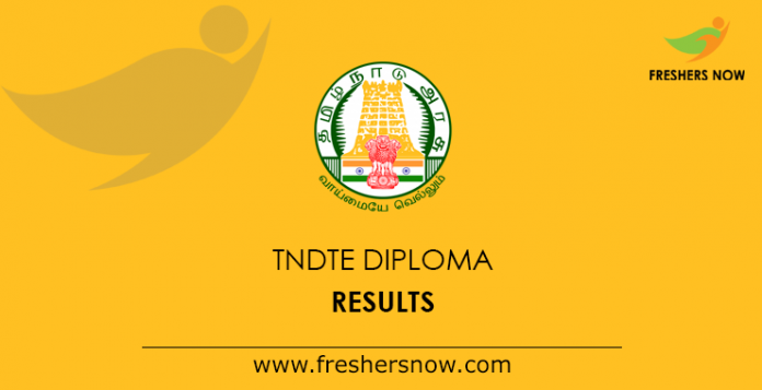 TNDTE-Diploma-Results