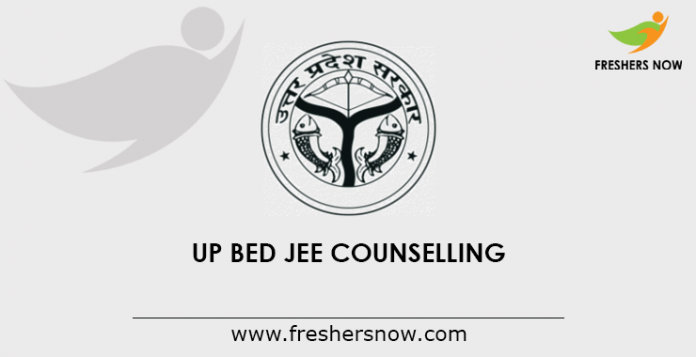 UP BED JEE Counselling