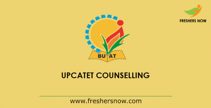 UPCATET Counselling 2019