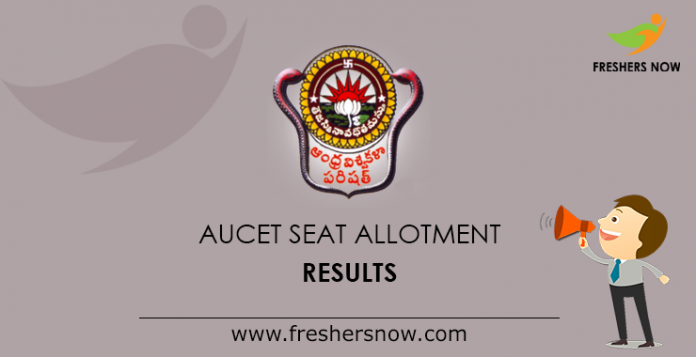 AUCET-Seat-Allotment-2019-Results