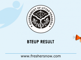 BTEUP-Result-bteup.ac.in
