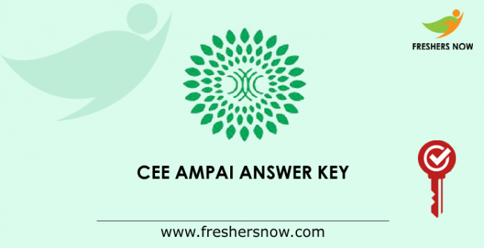 CEE-AMPAI-Answer-Key