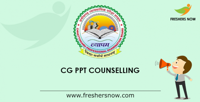 CG PPT Counselling