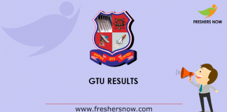 GTU Diploma Summer Results 2019