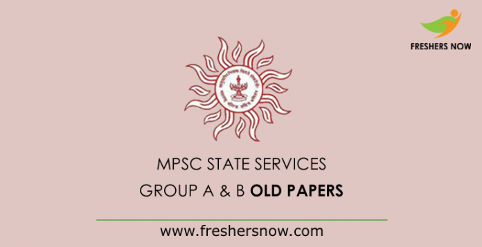 Previous MPSC State Services Group A and B documents