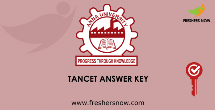 TANCET-Answer-Key