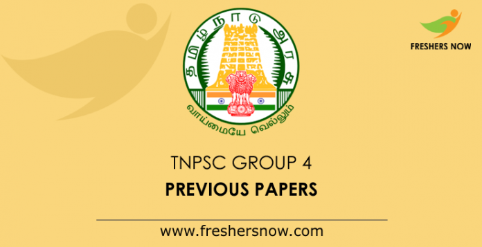 TNPSC-Group-4-Previous-Papers