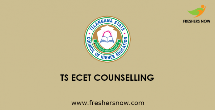 TS ECET Counselling 2019