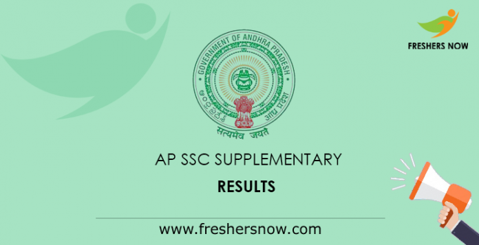 AP SSC Supplementary Results 2019