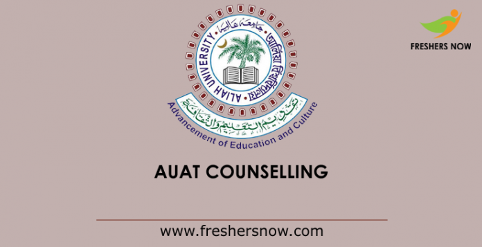 AUAT Counselling 2019