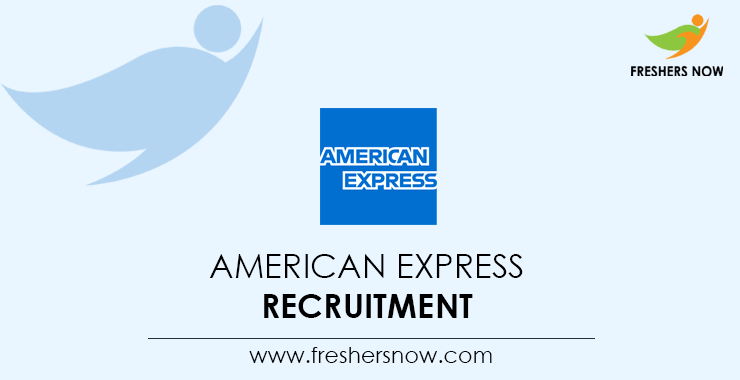American Express Recruitment