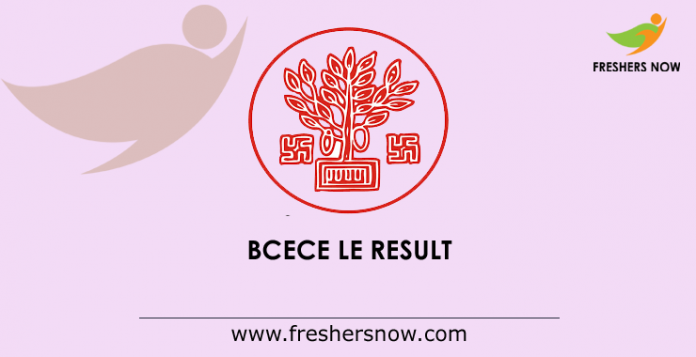 BCECE-LE-Result