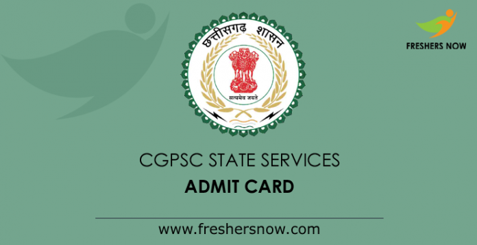 CGPSC-State-Services-Admit-Card