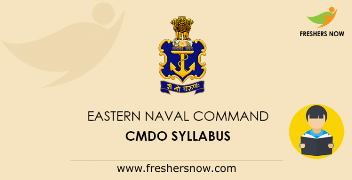 Eastern Naval Command CMDO Syllabus