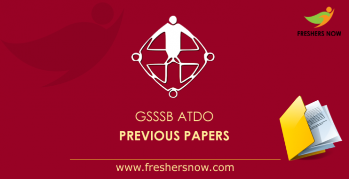 GSSSB-ATDO-Previous-Papers