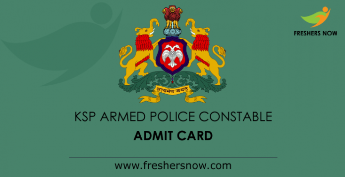 KSP-Armed-Police-Constable-Admit-Card