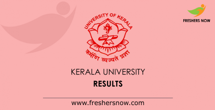 Kerala University Results