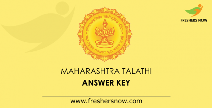 Maharashtra Talathi Answer Key