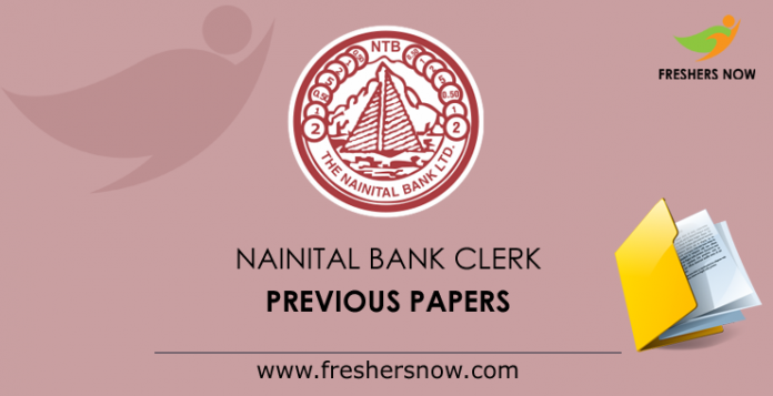 Nainital-Bank-Clerk-Previous-Papers