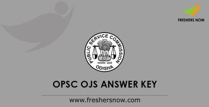 OPSC OJS Answer Key
