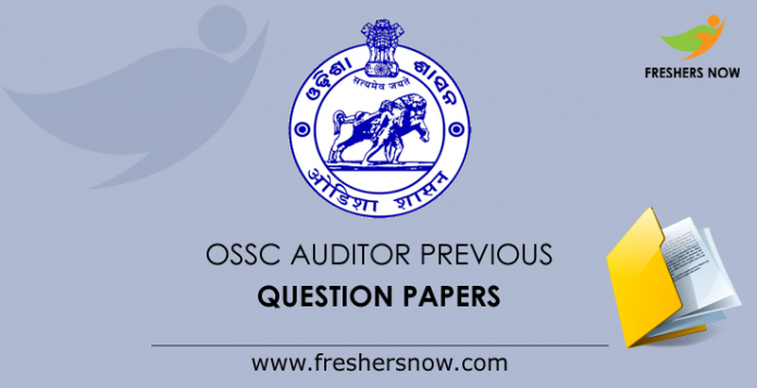 OSSC-Auditor-Previous-Papers