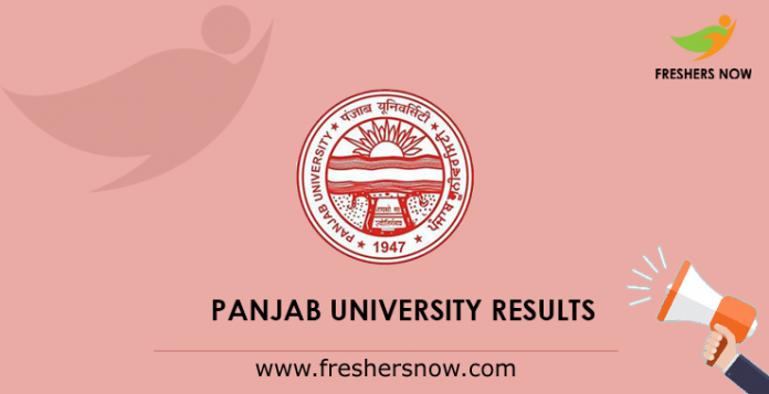 Panjab University Results 2019