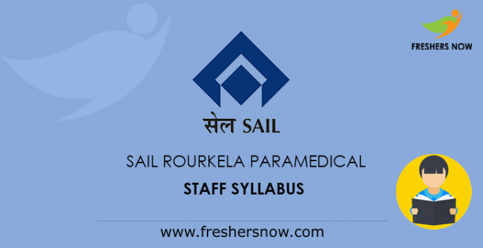 SAIL Rourkela Paramedical Staff Syllabus