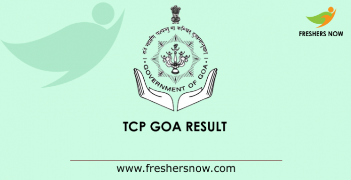 TCP Goa Result 2019
