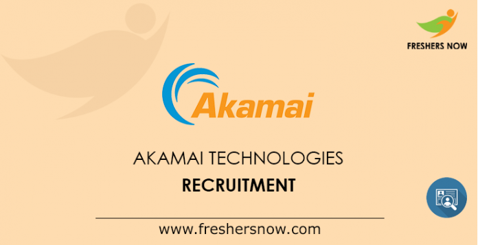 Akamai Technologies Recruitment