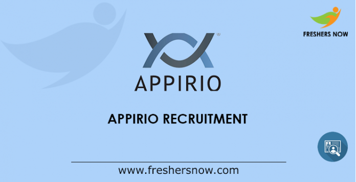 Appirio Recruitment