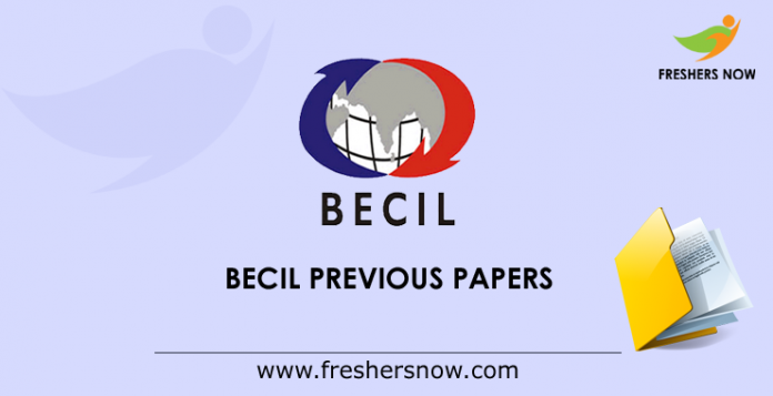 BECIL-Previous-Papers