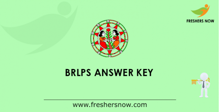 BRLPS Answer Key
