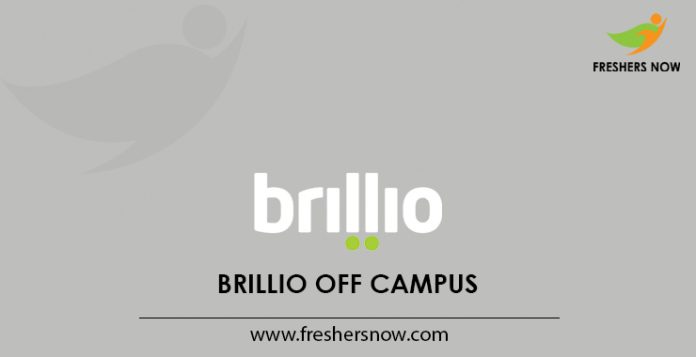Brillio Off Campus