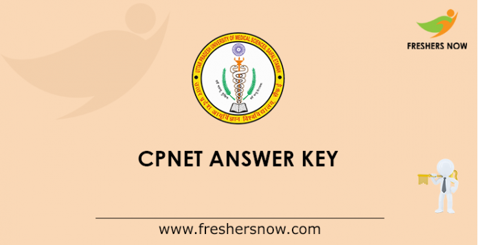 CPNET Answer Key