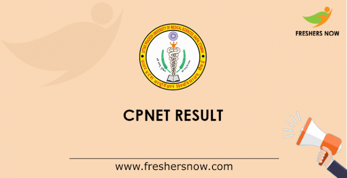 CPNET Result