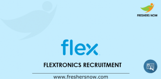 Flextronics Recruitment