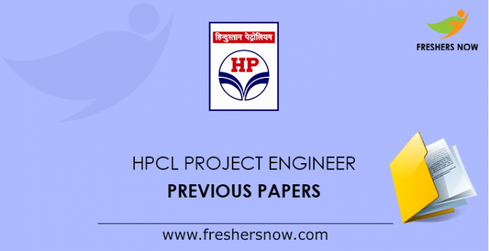 HPCL Project Engineer Previous Papers