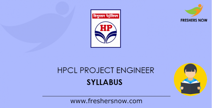 HPCL Project Engineer Syllabus