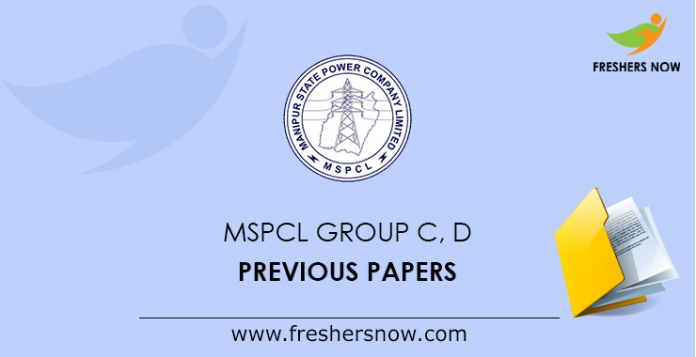 MSPCL Group C, D Previous Papers